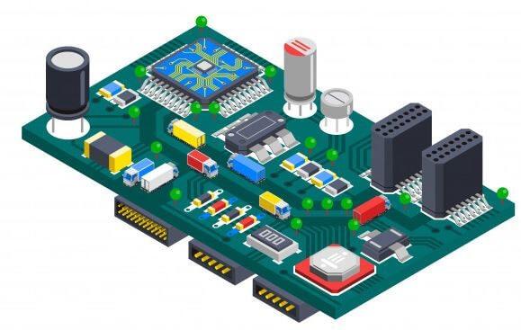 Logiciel ERP Électronique
