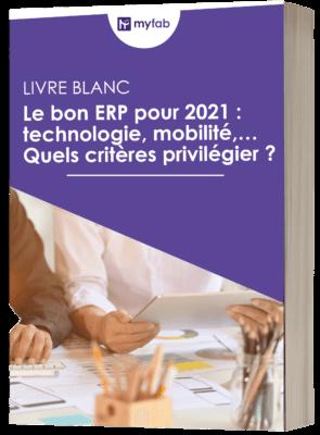 Livre blanc Bon ERP 2021