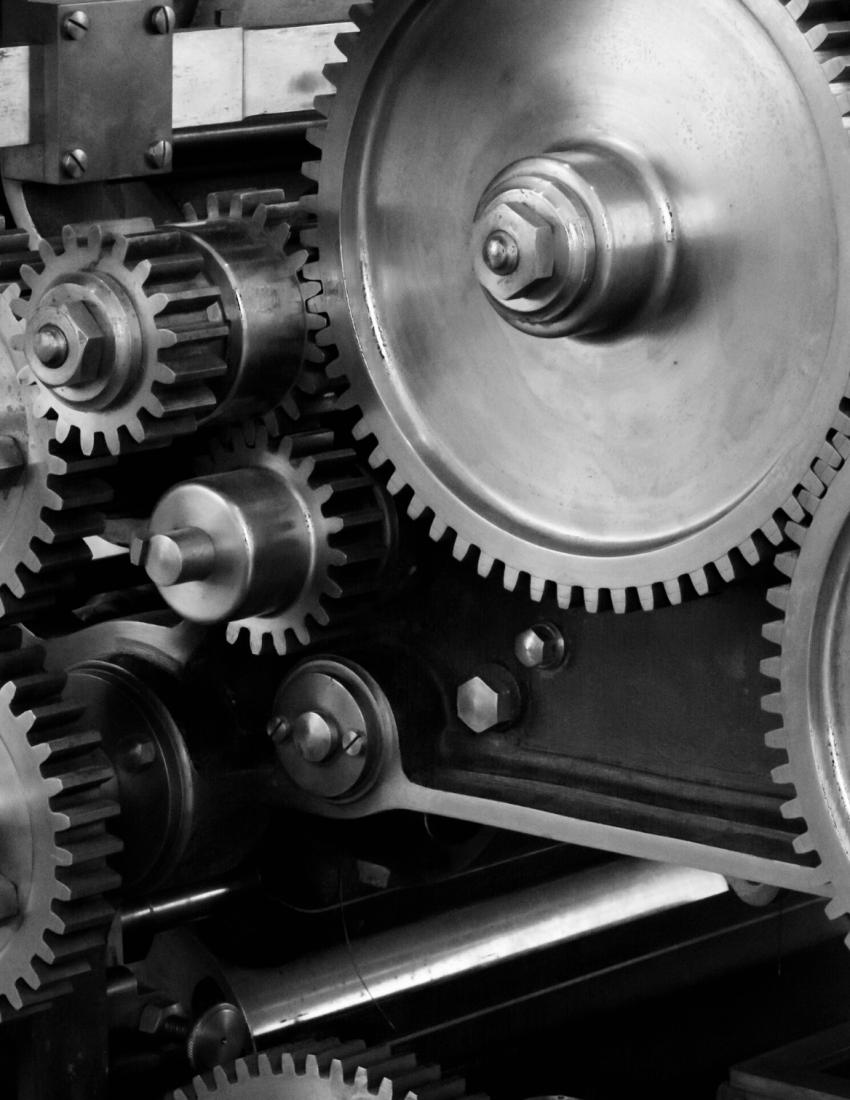 ERP pour industrie : entreprises industrielles